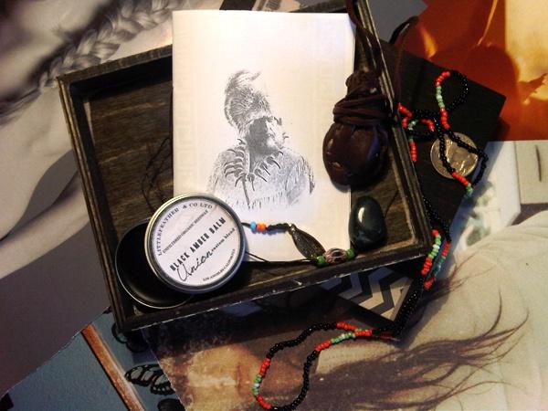 HOPI Botanicals x UNION Los Angeles Black Shaman Box 02