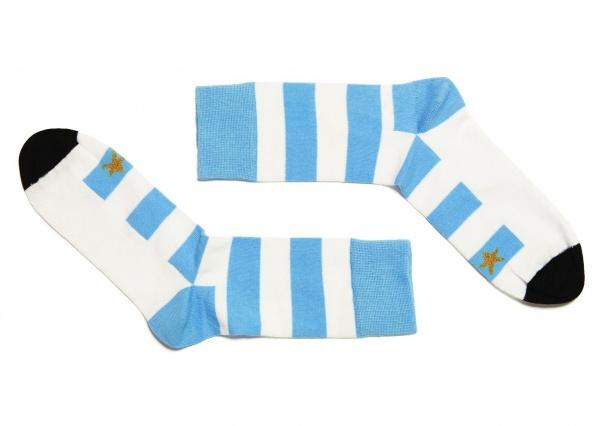 Happy Socks x Wong Wong World Cup 2010 Socks 01