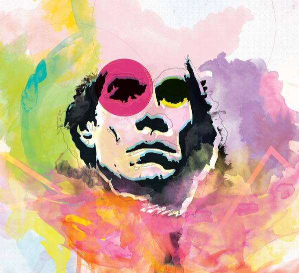 Jeroen van Eerden's Andy Warhol Experiment 01