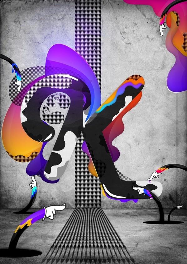 Khyzyl Saleem's Logo Work 01