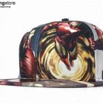Marvel x New Era Iron Man 2 Caps 03