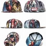 Marvel x New Era Iron Man 2 Caps 04