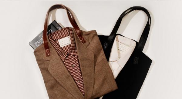 Poketo Suit Tote Bags 01