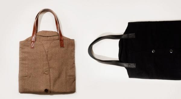 Poketo Suit Tote Bags 04