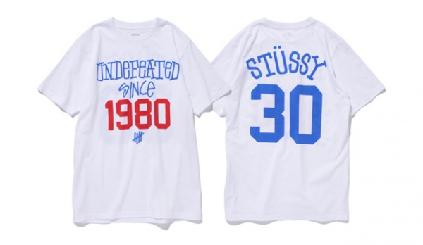 Stussy 30th Anniversary XXX T-Shirt Collection 3rd Release 02