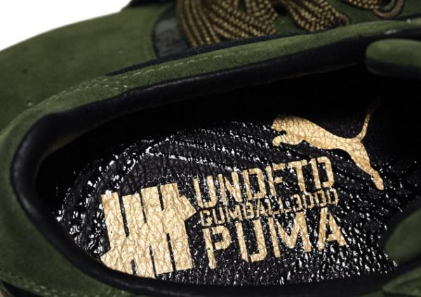 Undefeated x Puma x Gumball 3000 'Comp Star' 01