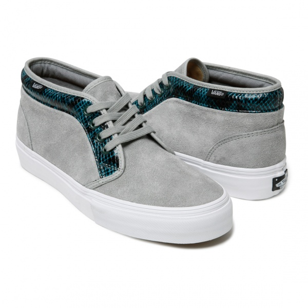 Vans Chukkas from Supreme 1