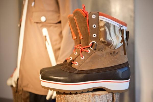 adidas Originals x Burton Snowboards Fall _ Winter 2010 Preview 02