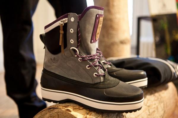 adidas Originals x Burton Snowboards Fall _ Winter 2010 Preview 04