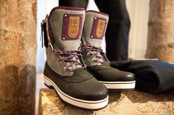 adidas Originals x Burton Snowboards Fall _ Winter 2010 Preview 05