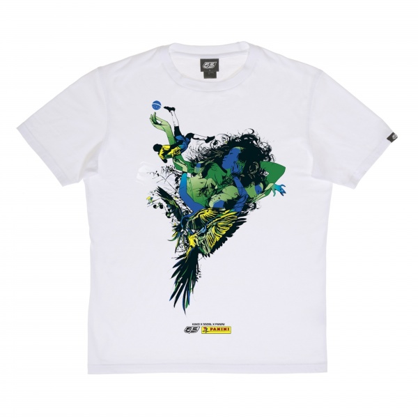 55DSL Limited Edition World Cup T-Shirts 03