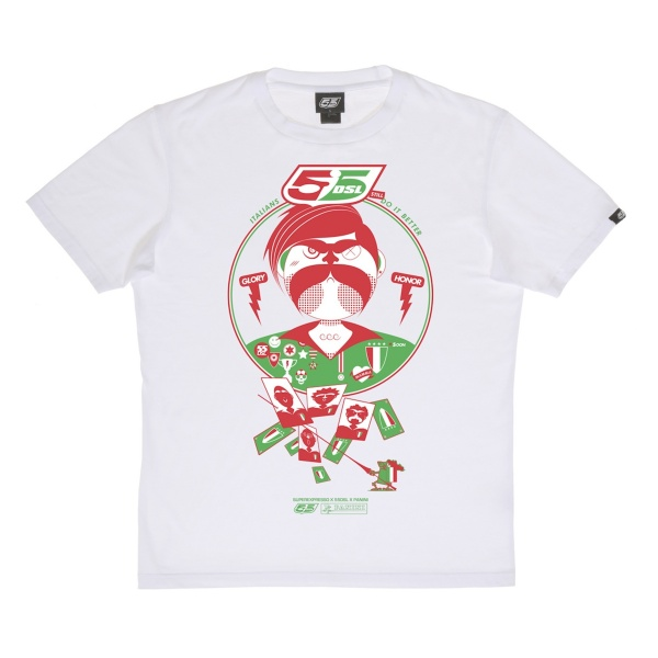 55DSL Limited Edition World Cup T-Shirts 07