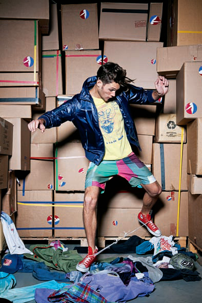 55DSL Spring _ Summer 2010 Collection 07