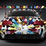 BMW M3 Art Car by Jeff Koons 3