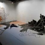 Delta's 'Random Distress' at Gallery Jonas Kleerup 02