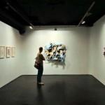 Delta's 'Random Distress' at Gallery Jonas Kleerup 04