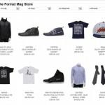 Format Magazine's Online Store 01