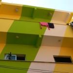Haas & Hahn's Favela Painting in Rio de Janeiro 5
