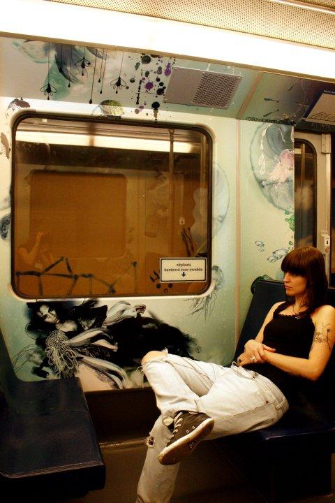 Million Dollar Design In The Subway System 02