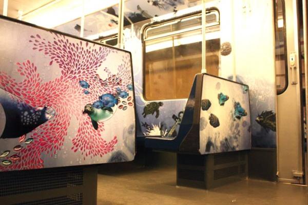 Million Dollar Design In The Subway System 03