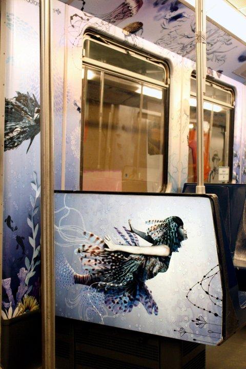 Million Dollar Design In The Subway System 05
