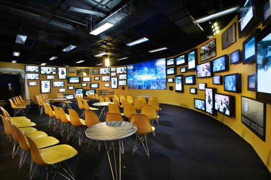 Nike Stadium at Selfridge's London 02