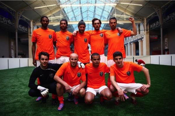 Nike's Paris City Cup 15