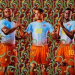 Puma x Kehinde Wiley 'The Art of Football' 01