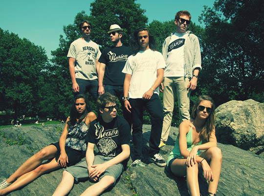 Reason Spring Summer 2010 Lookbook 2