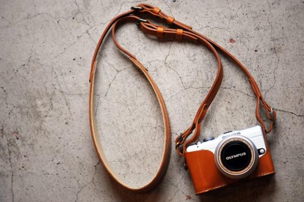 Roberu Olympus Camera Strap 02