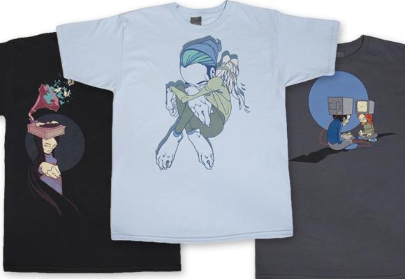 Sam Flores x Upper Playground 12 Grain T-Shirts