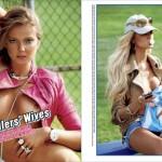 V Magazine's Footballer's Wives 02
