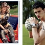 V Magazine's Footballer's Wives 03