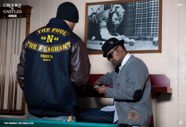 Crooks & Castles Fall 2010 'True Romance' Lookbook 07