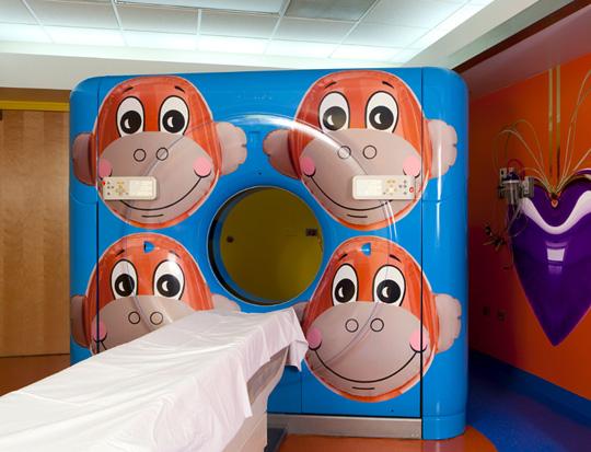 Jeff Koons for RxArt at Advocate Hope Children's Hospital 01