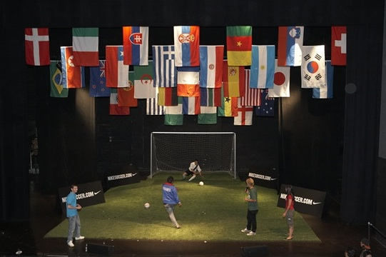 The World Cup Final at Nike LA @ The Montalban 01