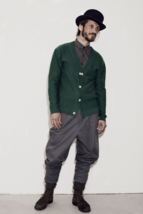 Uniforms for the Dedicated Fall _ Winter 2010 Collection 05