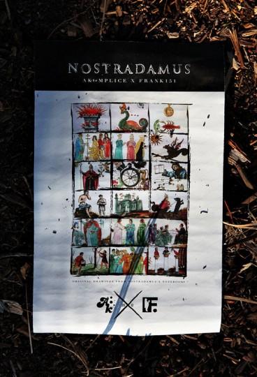 "Akomplice x Frank 151 ""Nostradamus 2012"" Box Set-4"