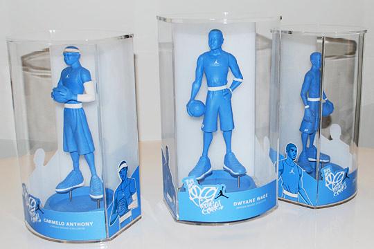 Jordan Brand World Basketball Festival Figures