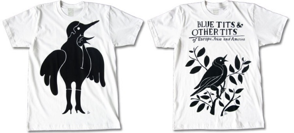 New Black & White Parra x Rockwell Shirts 01