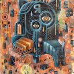 New Niark1 Acrylic Paintings