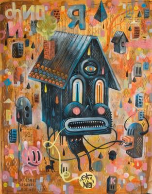 New Niark1 Acrylic Paintings-2