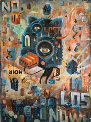 New Niark1 Acrylic Paintings-3