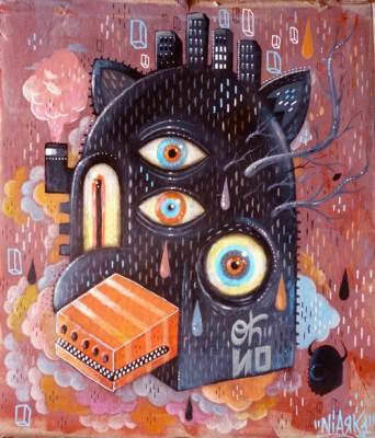 New Niark1 Acrylic Paintings-4