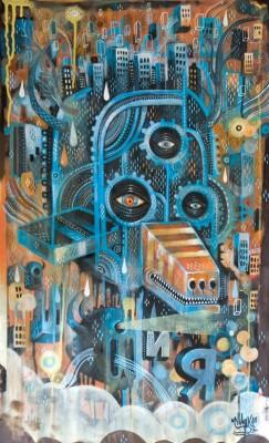 New Niark1 Acrylic Paintings-5