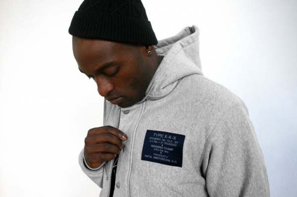 Patta x Reigning Champ Fleece Collection