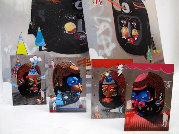 Sickboy's Neo-Tribal Art Release
