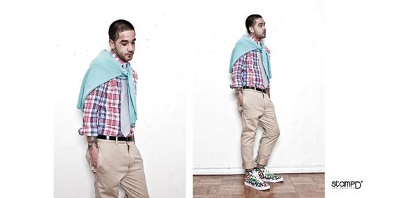 Stampd' LA Fall _ Winter 2010 Lookbook 06