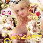 Takashi Murakami & Britney Spears for POP Magazine 03