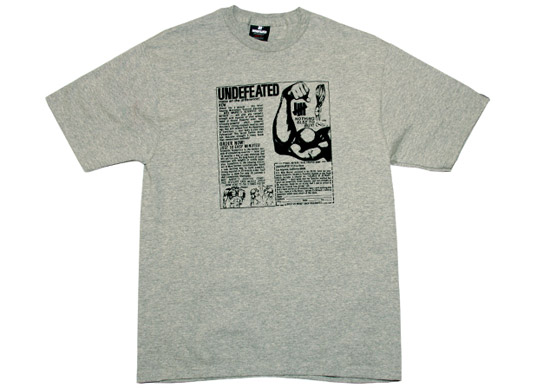 Undefeated Fall 2010 First Delivery 06